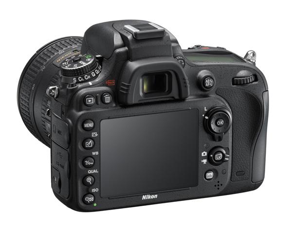 Nikon D610 24-85 VR image back